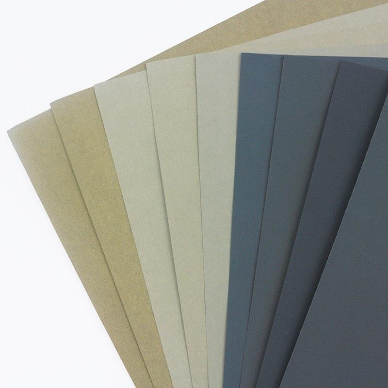Welke korrel schuurpapier moet ik gebruiken?