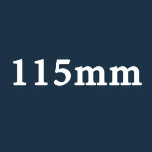 115mm